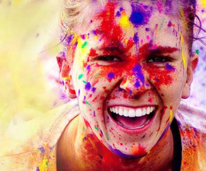 Doe mee aan The Color Run en beleef The Happiest 5k on the Planet!