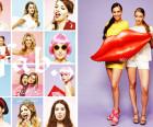 Fab. Girls presenteren sexy kalender!