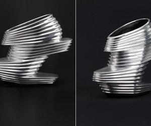 Shoe Art van United Nude en Zaha Hadid: NOVA