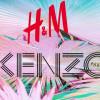 H&M gaat samenwerking aan met KENZO