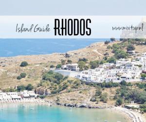 Island Guide: Hotspots op Rhodos