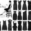 Hoe draag je een Little Black Dress (LBD)?