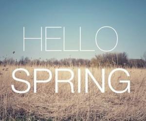 HET IS LENTE! Een overzicht van de lentetrends