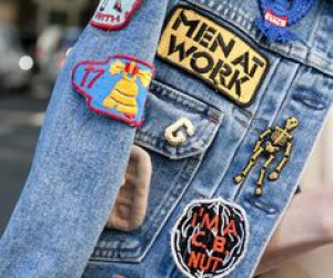 Trend: Patches!