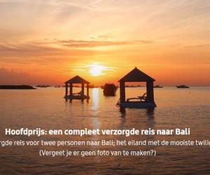 Deel jouw twilight-foto en win een reis naar Bali