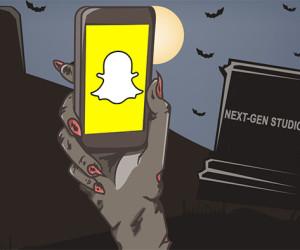 Er is een heuse speelfilm gemaakt met Snapchat