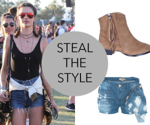 Steal the style: Alessandra Ambrosio