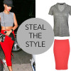Steal the style: Rihanna