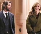 Film Michiel Huisman & Blake Lively gister in première