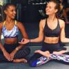 Gratis workout-lessen van Victoria's Secret Angels