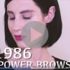 VIDEO: De revolutie van de wenkbrauw