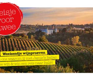 Winactie: Weekend wijnproeven in Italië!