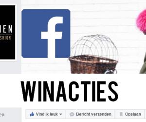 Facebook: heel veel winacties bij SevenBien!