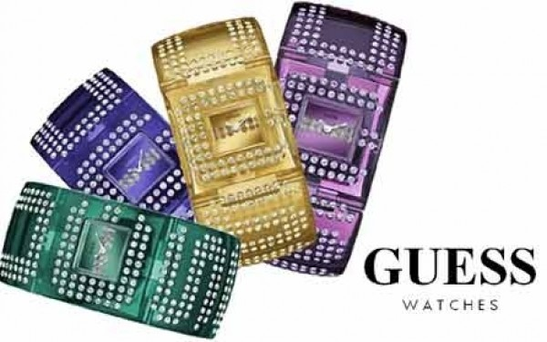 ARM CANDY VAN GUESS WATCHES