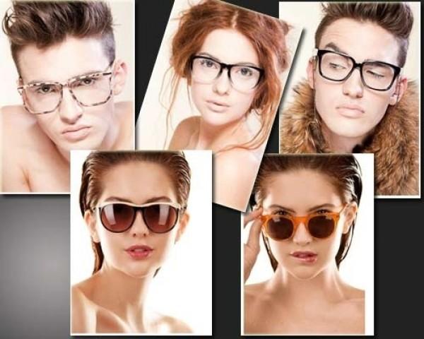 Erik & Emilia, hippe brillen & zonnebrillen
