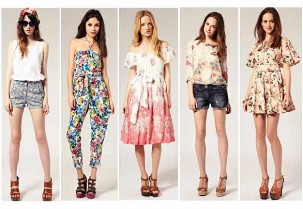 Modetrend Lente & Zomer: Zeg het met Bloemen