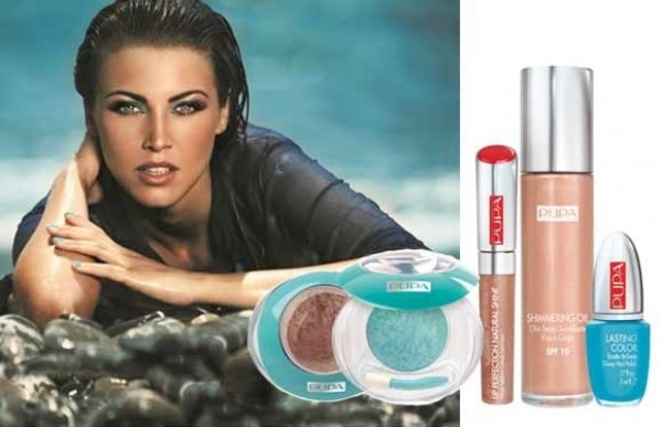 PUPA Blue Paradise – Make-up Collectie Zomer