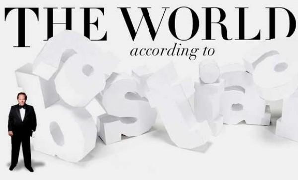 The World according to Bastiaan