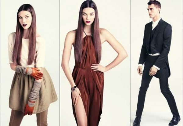 H&M AW 11 Video Look Books
