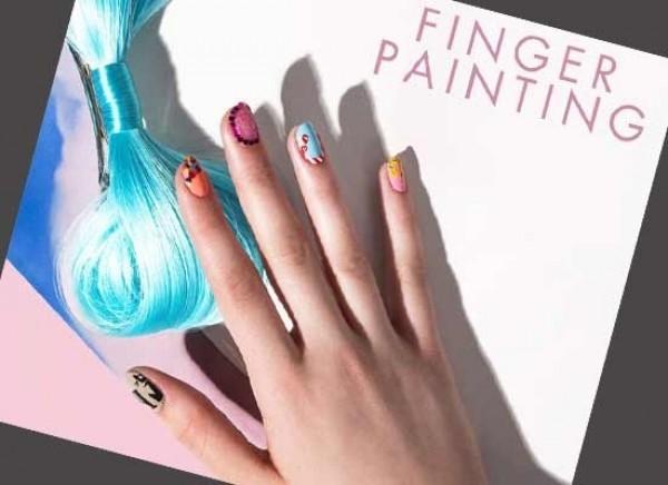 ASOS - Creative Nail Art