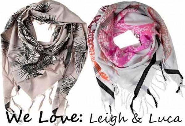 Leigh & Luca sjaals