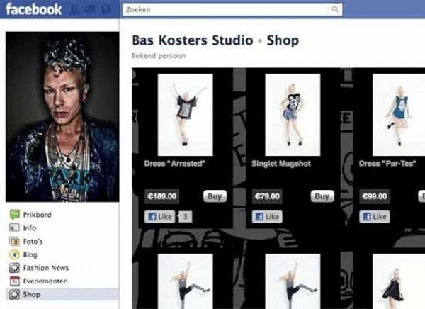 Bas Koster Studio Shop