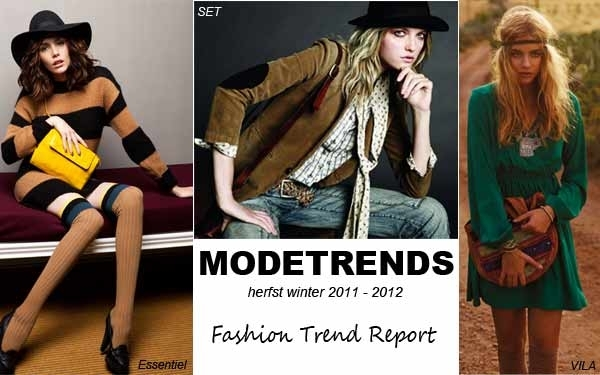 MODETRENDS F/W 11-12 - FASHION TRENDS REPORT I
