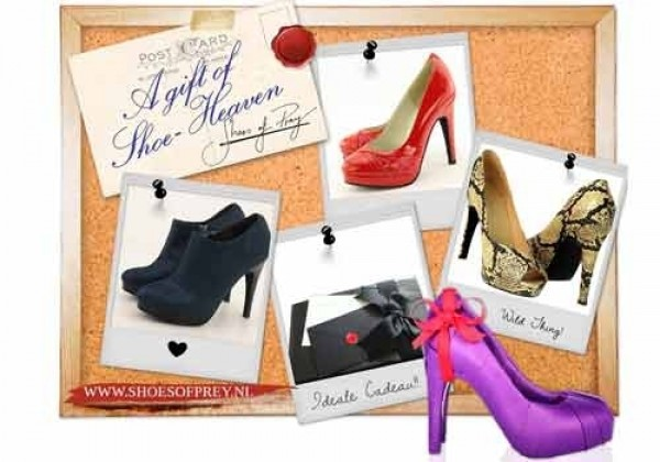 SHOES OF PREY: A GIFT OF SHOE-HEAVEN