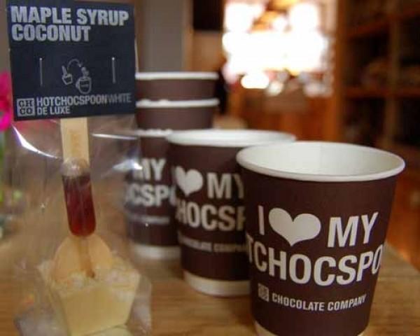 CHOCOLATE COMPANY - 'CHOCOLATEHEAVEN' in AMSTERDAM