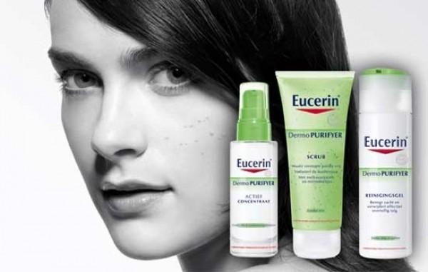 huid reinigen tegen puistjes