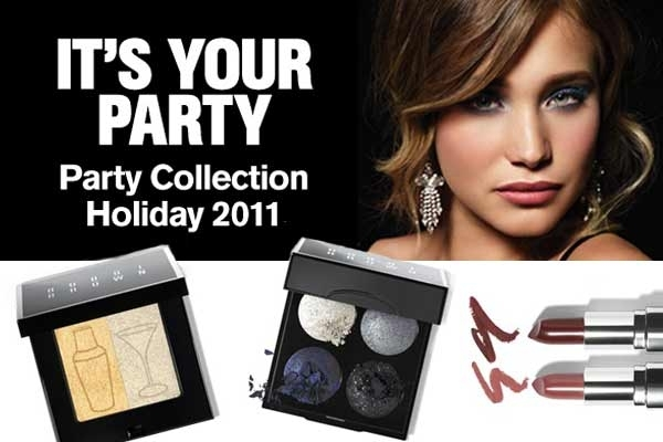 Bobbi Brown's Party Collection