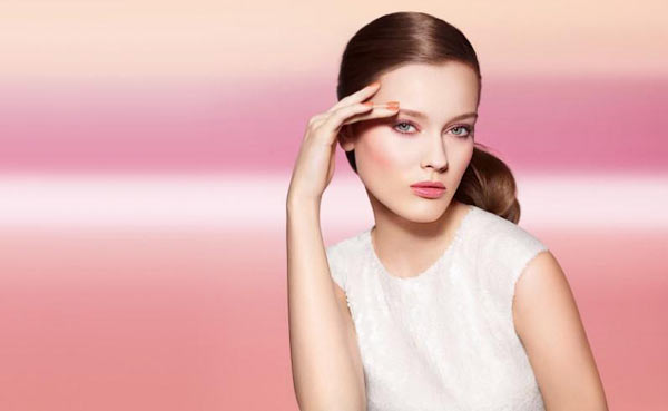 Chanel Spring 2012 - Make-Up Trends