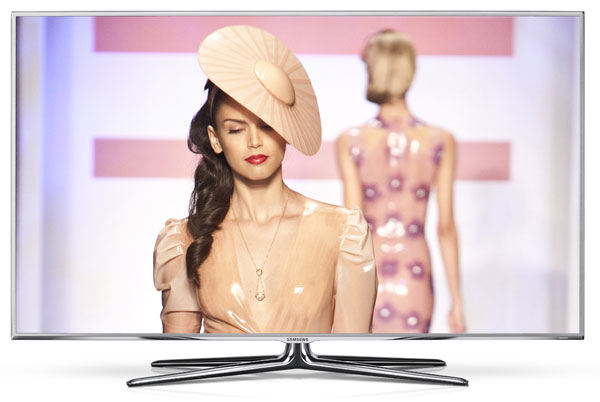 Samsung Fashion TV App