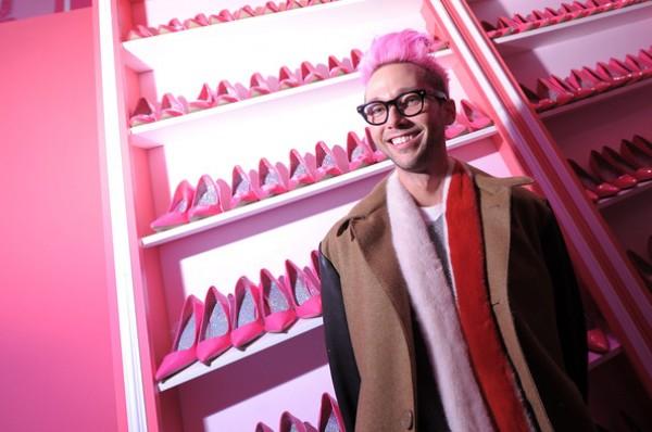Chris Benz at Barbie Dream Closet