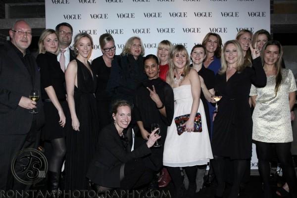 Redactie Vogue Nederland