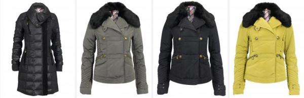 Daite Winterjassen Sales: JEMEN - JERUSA