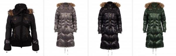 Daite Winterjassen Sales