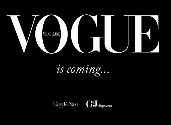 VOGUE is coming...