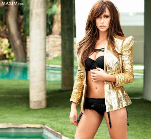 Jennifer Love Hewitt in MAXIM Magazine Gold