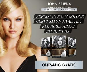 Ontvangen gratis een JOHN FRIEDA - Precision Foam Colour