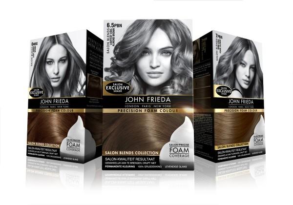 JOHN FRIEDA - Precision Foam Colour