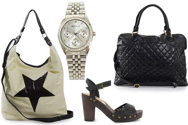 DIXIE tassen, schoenen en accessoires