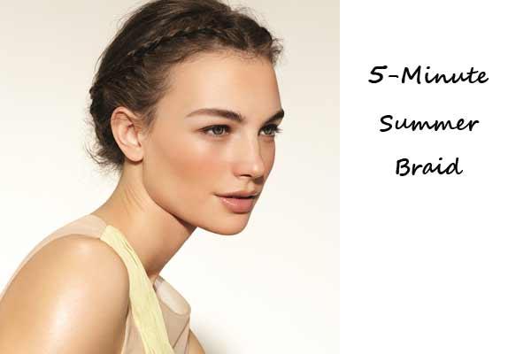 Nivea Hair Care Zomerkapsel: 5-Minute Summer Braid