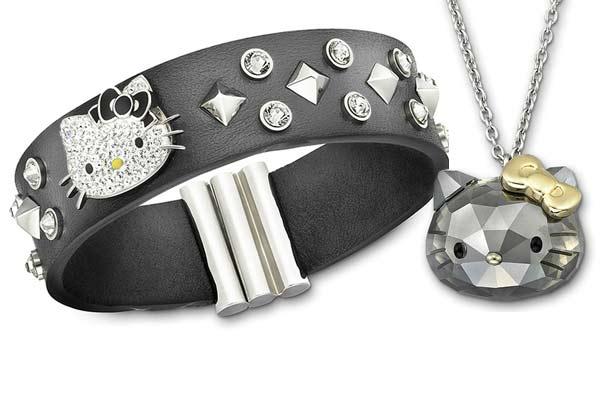 Hello Kitty Rocks - armband en hanger