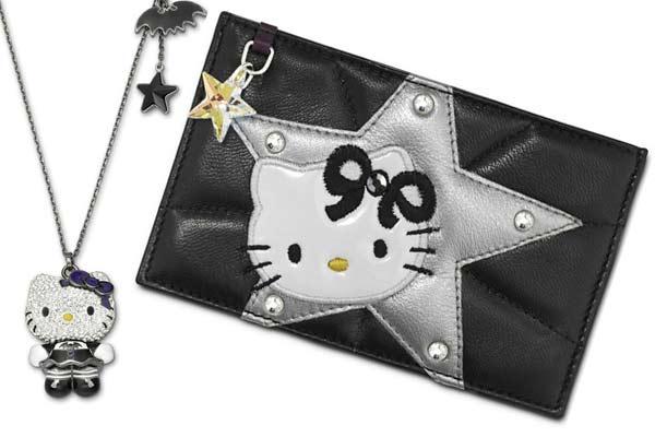 Hello Kitty Rocks - hanger en card holder