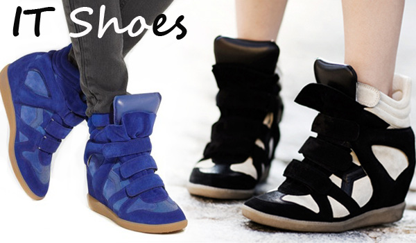 Isabel Marant Sneakers - The New It Shoes!