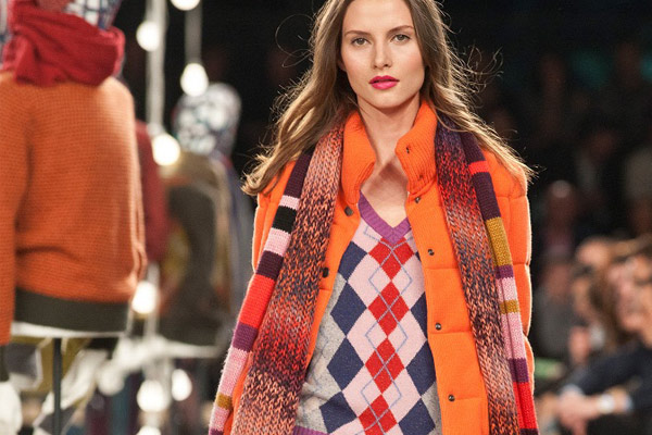 Modekleuren Herfst Winter 2012 2013 - Benetton