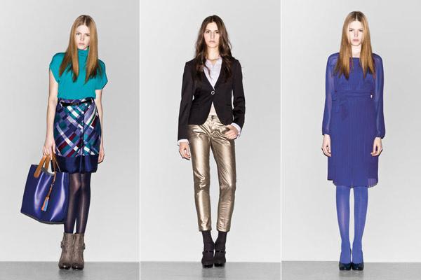 Modekleuren Sisley Herfst Winter 2012 2013