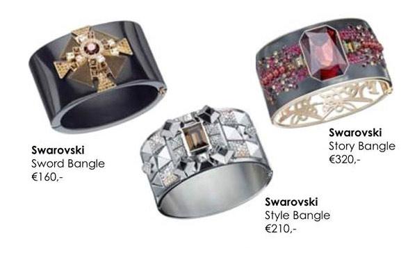 Chunky Armbanden van Swarovski