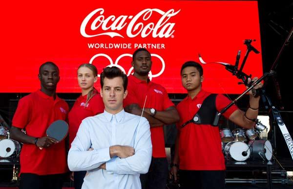 Coca-Cola & Mark Ronson